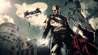 Infamous2Opening