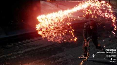Exklusives video details neue features für inFAMOUS Second Son