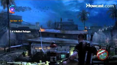 InFamous 2 Walkthrough Side Missions Part 41 Emergency Measures