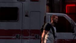Kuo i Cole docierają do bazy rebeliantów (inFamous 2)
