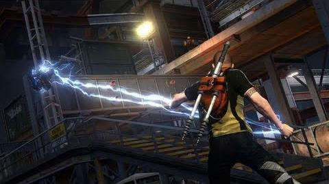 Infamous 2 Mission Creator Trailer