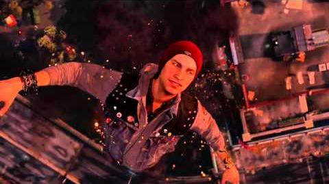 InFAMOUS Second Son use Orbital Drop