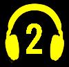 Symbol słuchawek na profil 2