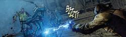 Cole zasila akumulator (inFamous Post Blast)