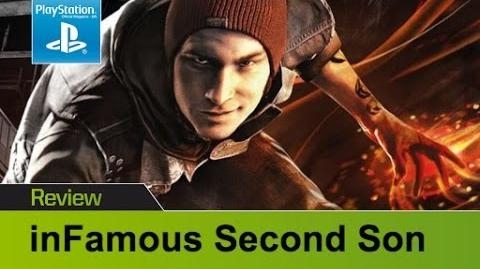 TemplarCode/InFamous: Second Son – Internationale Testwertungen eingetroffen
