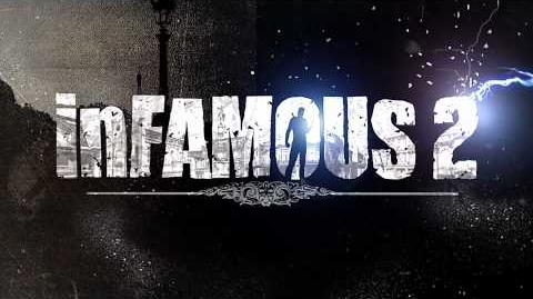 InFAMOUS 2 GAMESCOM TRAILER