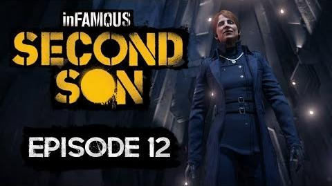 InFamous Second Son 12 - The Test