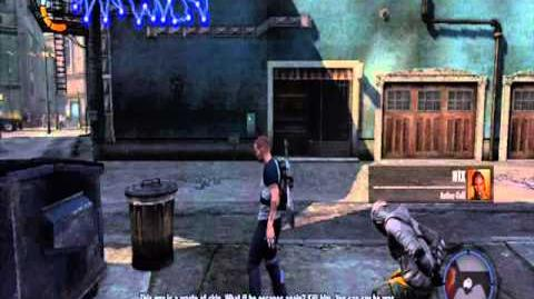 Infamous 2 - Tough Critic - Side Mission - Heroic Hard