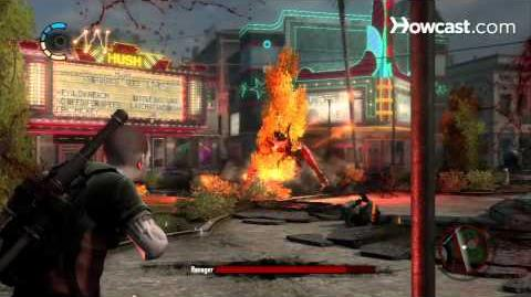 InFamous 2 Walkthrough Side Missions Part 14 Crossfire