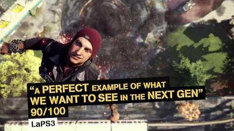 InFAMOUS Second Son - Die Reviews sind eingetroffen EnjoyYourPower 4ThePlayers