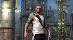 Cole jako bohater (inFamous 2)
