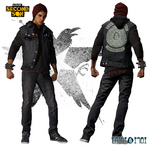 Promo kamizelki EXIST (inFamous Second Son)