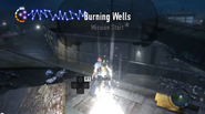 Burning Wells 1