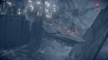 Segment wyspy DOZ zostaje zawalony (inFamous Second Son)