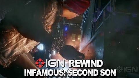 IGN Rewind Theater - Infamous Second Son Announcement Trailer
