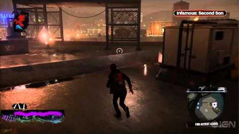 Gamers New to Infamous Will Enjoy Second Son - IGN Live Presents Infamous Second Son