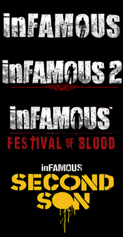 Infamous series new