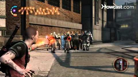 InFamous 2 Walkthrough Side Missions Part 55 Cold Snap