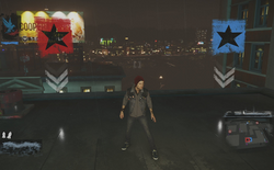 InFamous Second Son Karmic Moment - Augustine