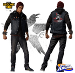 Promo kamizelki Penny Arcade (inFamous Second Son)