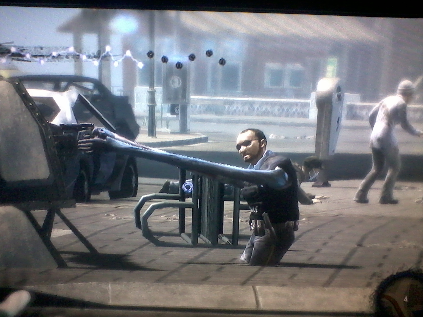 Glitches   Infamous Wiki   FANDOM powered by Wikia on infamous blast shards, infamous ps3, infamous 2 all powers, dead island map, infamous 1 shard locations,