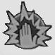 Ikonka ostrzy gigawatowych (inFamous)