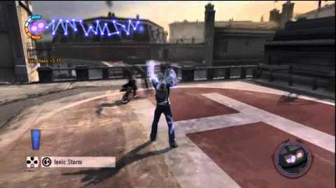InFamous 2 The Sidekick