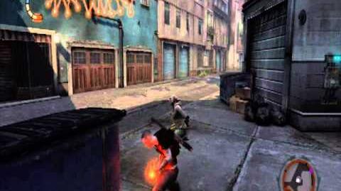 Infamous 2 - Tough Critic - Side Mission - Evil