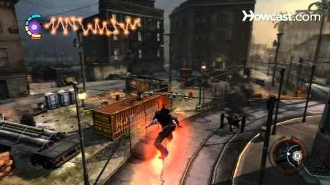 InFamous 2 Walkthrough Side Missions Part 34 Heavy Weapons