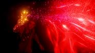 Evil Delsin absorbs Neon in Pioneer Tunnel