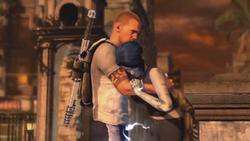 Cole i Kuo przed śmiercią (inFamous 2)