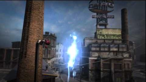 InFamous 2 Walkthrough - Mission 30 Powering Up Gas Works