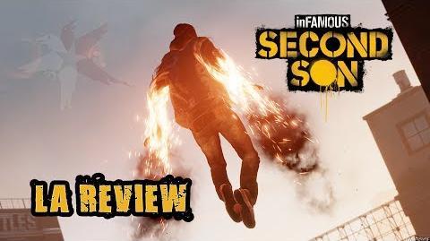 InFamous Second Son - LA REVIEW