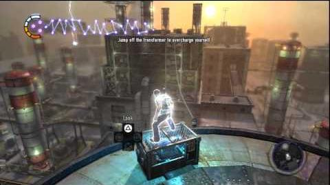 InFamous 2 Gas District - Overcharge