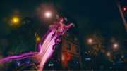 Abigail's Neon powers from FL 1