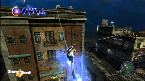 InFamous 2 Good Karma Walkthrough - PT. 11 - Ice Breaker