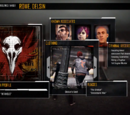 Clothing in inFamous: Second Son