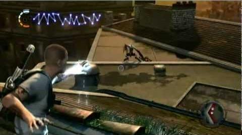InFamous 2 - Enemy Surveillance - Side Mission