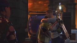 Ostatnie pożegnanie Cole'a i Zeke'a (inFamous 2)