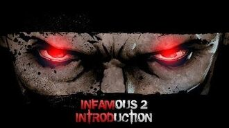 InFAMOUS 2 Mauvais karma - Introduction