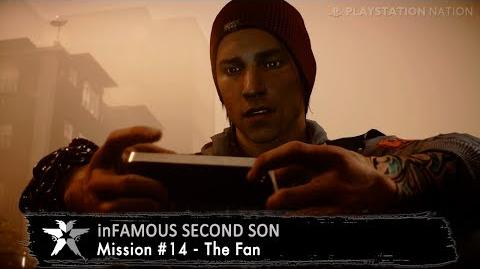 InFAMOUS Second Son - Mission 14 - The Fan
