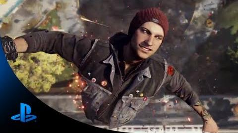 InFAMOUS Second Son - E3 Trailer (PS4) E3 2013