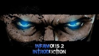 InFAMOUS 2 Bon karma - Introduction