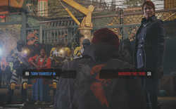 InFamous Second Son Karmic Moment - The Tribe