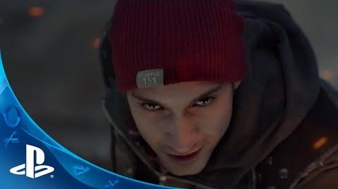 InFAMOUS Second Son -- Official Live Action Spot