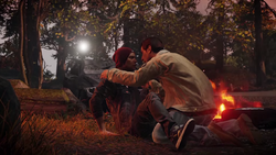 Reggie and Delsin 11
