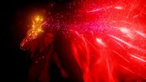 Zły Delsin absorbuje neon w tunelu Pioneer (inFamous Second Son)