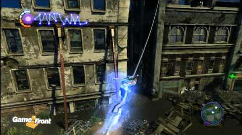 InFamous 2 Good Karma Walkthrough - PT. 14 - Stay Frosty