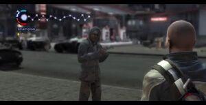 Street fight 1