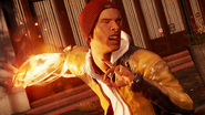 Creepy Delsin (what is wrong with him i don't even)